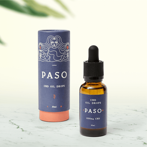 Broad Spectrum CBD oil drops for anxiety, stress and sleep