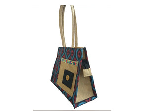 Tribal Pattern Hand Bag