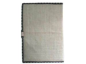 Tribal Pattern Jute Folder