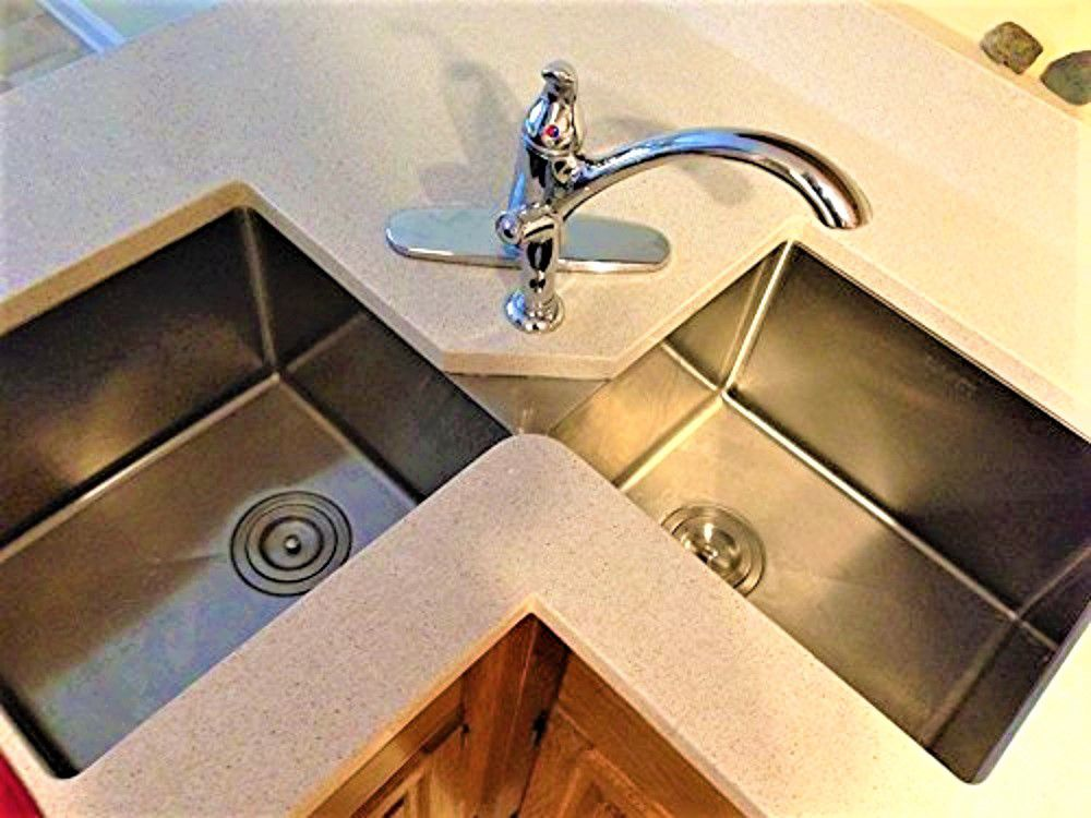 Sink Styles To Consider For Your New Kitchen