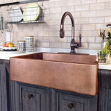 Adams Farmhouse Kitchen Sink
