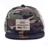 Casquette Flat DGK All Day