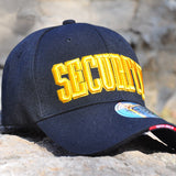 Casquette Baseball Security