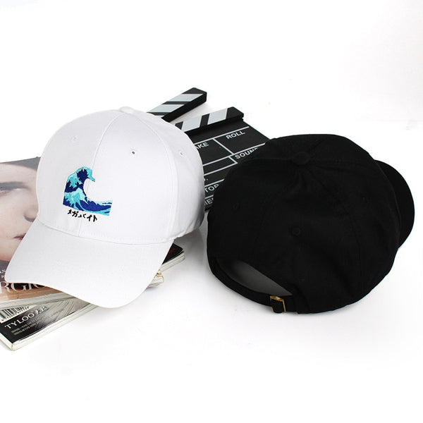 Casquette Baseball Great Wave off Kanagawa