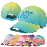 Casquette Baseball New York Color
