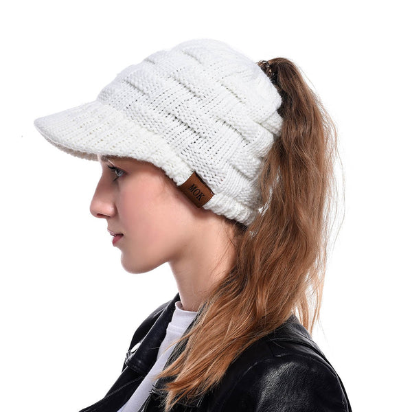 Bonnet Ribbed Girl