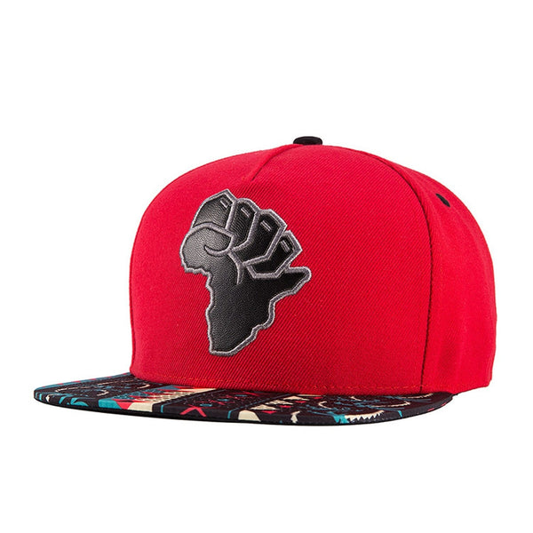 Casquette Flat Africa Power