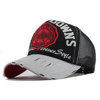 Casquette Trucker Break Downs