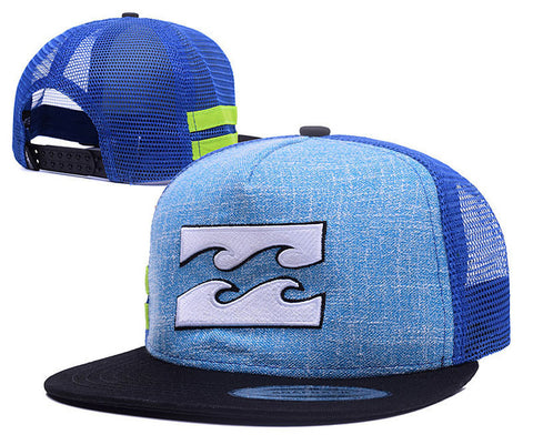 Casquette Flat Summer Wave