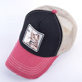Casquette Trucker Cat