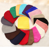 Bonnet Simple Enfants Multi-couleurs