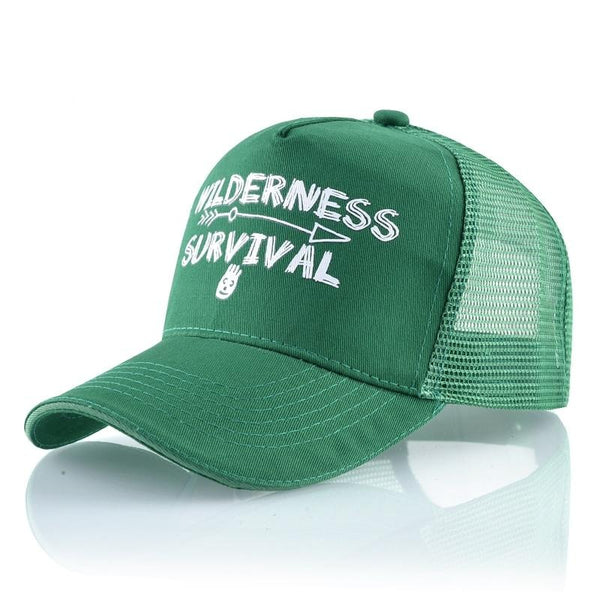 Casquette Trucker Wilderness Survival