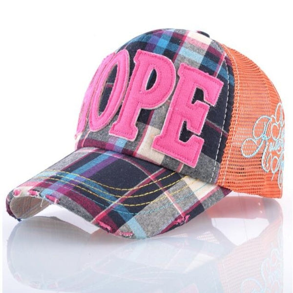 Casquette Trucker Girl Hope
