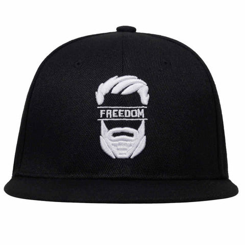 Casquette Flat Freedom