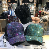 Casquette Girl Luxury Pearl