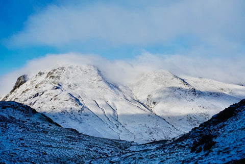 Winter on Great Gable