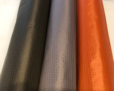 Colour Options for Valley and Peak J Zip Bivy