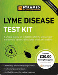Pyramid Lyme Disease Test Kit