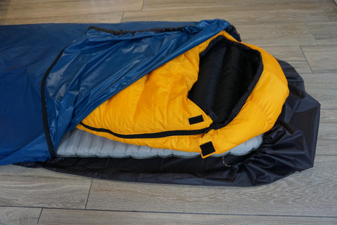 Sleeping Covers - Protect your bag or quilt - COMING SOON
