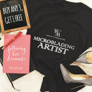 Microblading Artist T-Shirt