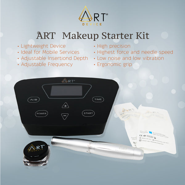Full Permanent Makeup Training (Starter Kit+ Certification included )