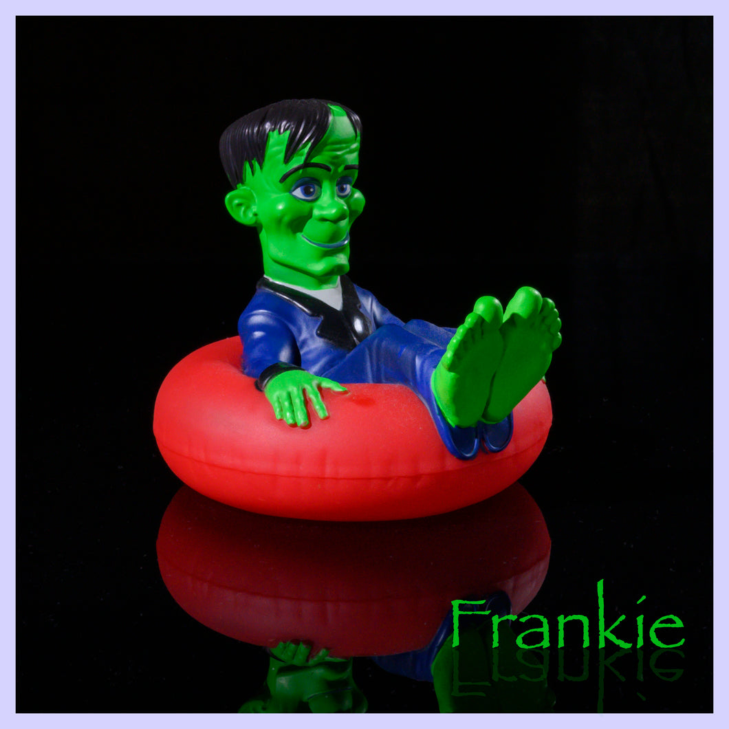 * Frankie Floating Bath Toy