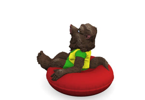 * Wolfie Floating Bath Toy