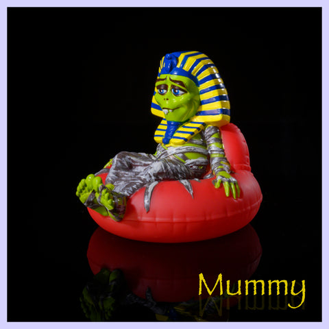 * Mummy Floating Bath Toy