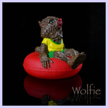 Load image into Gallery viewer, * Wolfie Floating Bath Toy