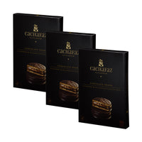 Cachafaz Alfajor de Chocolate Negro (3Pack) - Exp 02/09/2021