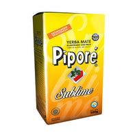 Pipore Sublime Yerba Mate 500g