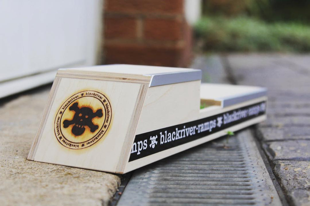 Blackriver Ramps Chris Kraft | Skull Fingerboards Store