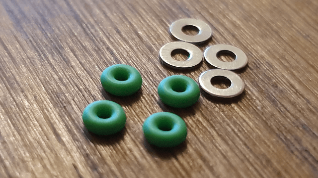 SKULL BUSHINGS