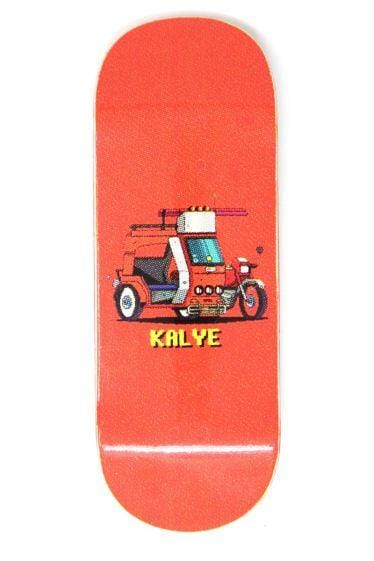 Kalye - 8-Bit Tricycle Deck (Rural 34mm)