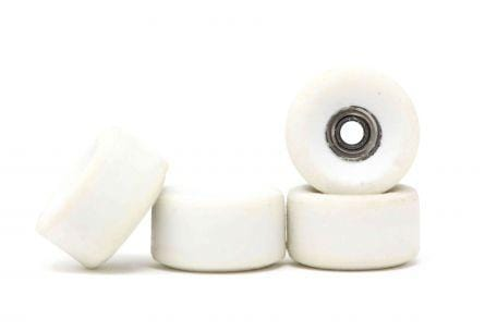Oak Wheels - Bowl White