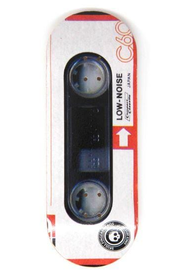 Cassette Tape Complete Wooden Fingerboard (34mm)