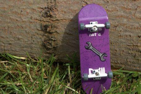 The Spanner Complete Wooden Fingerboard (32MM)
