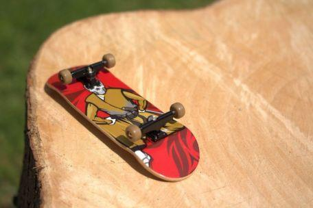 The Warrior Complete Wooden Fingerboard (32MM)
