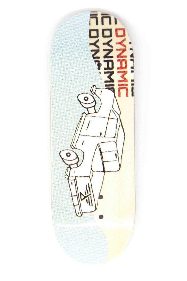 "Dynamic ""Truck"" Graphic Deck (32mm)"