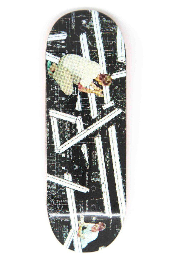 "Dynamic ""Construction"" Graphic Deck (32mm)"