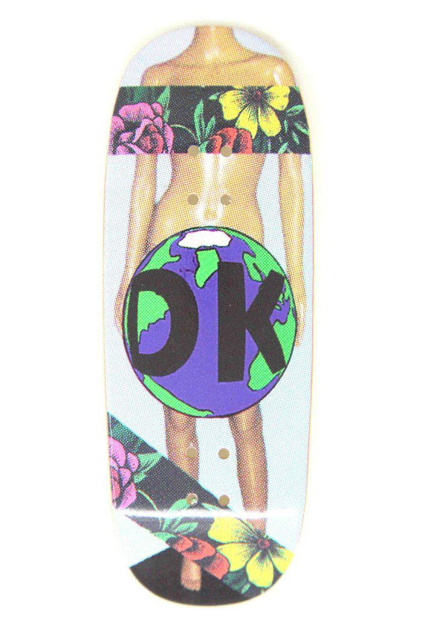 "DK ""Naked World"" Graphic Fingerboard Deck (34mm)"