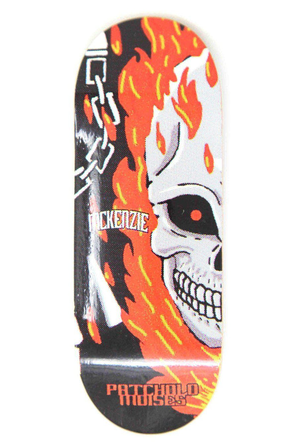 Mckenzie PATCHOLD MOISES Team Real Wear Graphic Deck (34mm)
