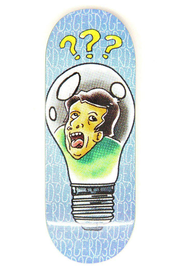 3GERD Lightbulb Graphic Deck (34mm)