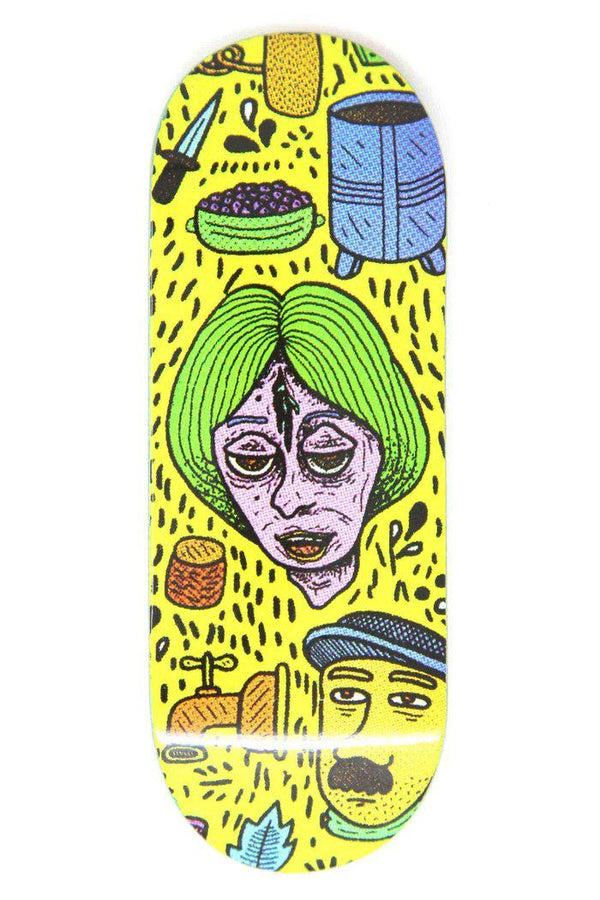 3GERD What? Graphic Deck (34mm)