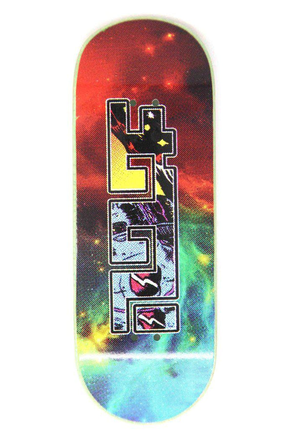 "iLoaf ""Space Logo"" Fingerboard Deck"