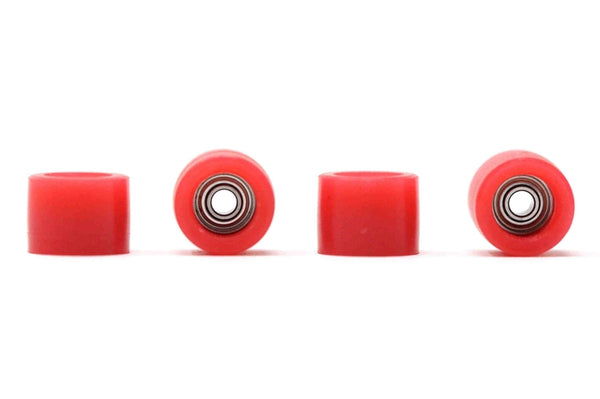 Rolling Fingers Core Bearing Wheels (Red)
