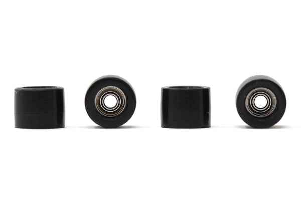 Rolling Fingers Core Bearing Wheels (Black)