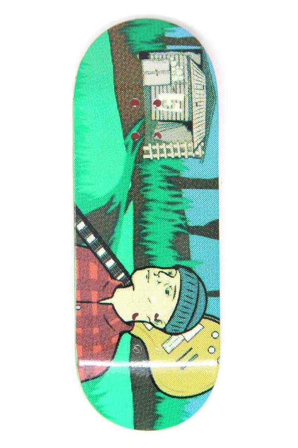 Fiveluck - The Cabin Fingerboard Deck (34mm)