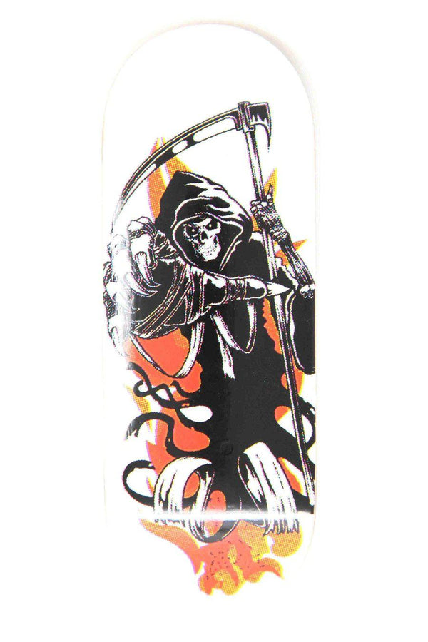 Mckenzie Play With Fire Real Wear Graphic Deck (34mm)