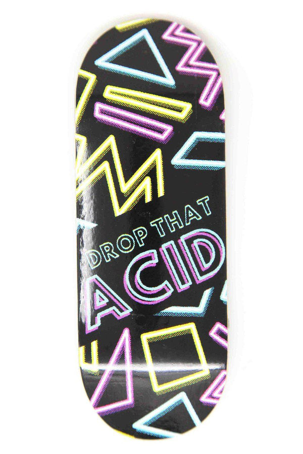Mckenzie Drop That Acid Real Wear Graphic Deck (34mm)